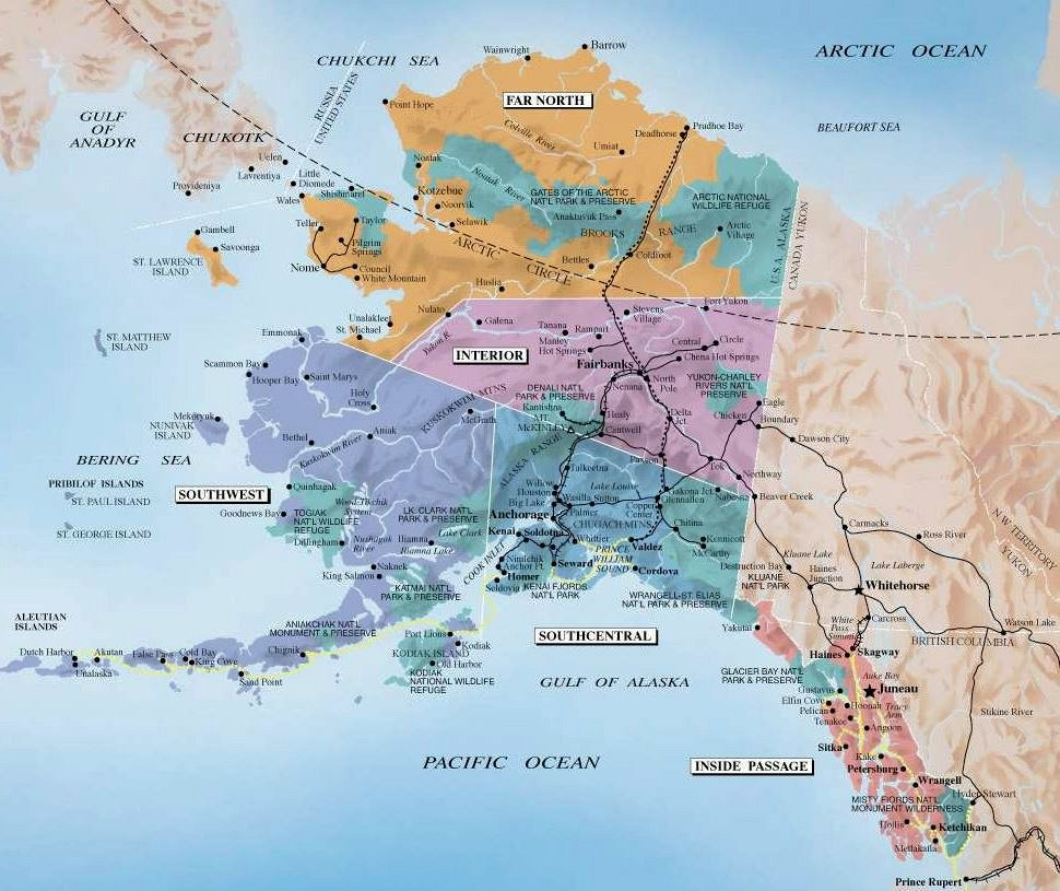 Alaska Roadmap